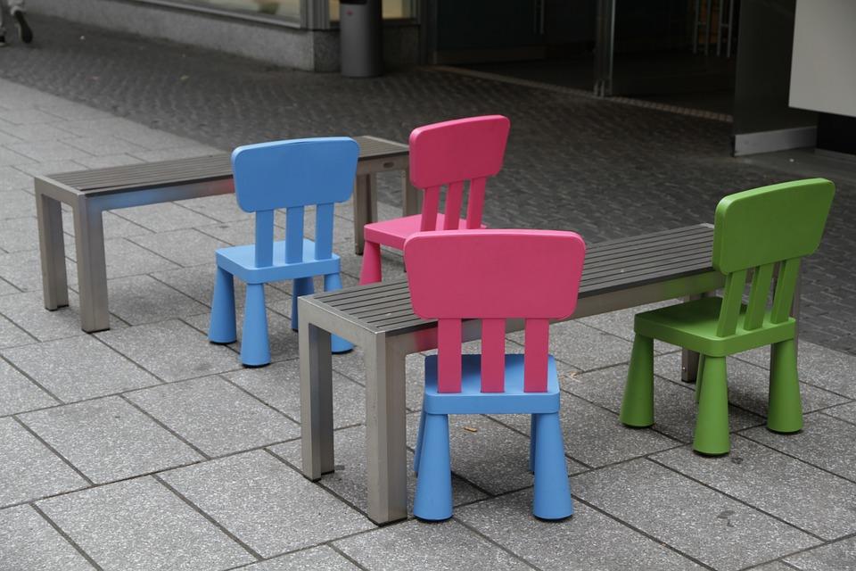 Najlepsze krzesła dla dzieci
